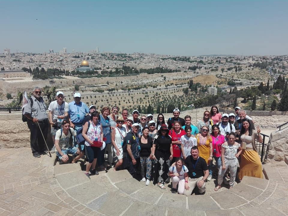 Tour Israele Un giorno nei tuoi giardini